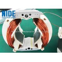 Buy cheap Automatic Electric Motor Winding Machine / 2 Poles Stator Coil Winding Machine from wholesalers