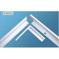 Buy cheap Polished , color coated Aluminum Solar Panel Frame for roof mounting system product
