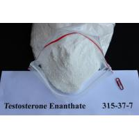 Buy cheap Safe Testosterone Enanthate / Test Enan​ white Raw Steroid Powders For Muscle Building CAS 315-37-7 product