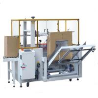 Buy cheap Box Carton forming machine carton case packer from wholesalers