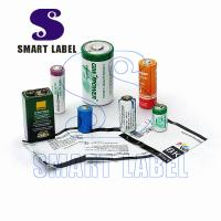 Buy cheap 8 Colors Heat Shrink Bands PET Battery Label 40 Micron for Heat Shrink Packaging from wholesalers