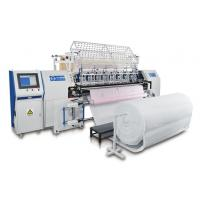 Buy cheap 2 Needle Computerized Lock Stitch Quilting Machine For Bag Luggage Carrier Industry from wholesalers