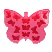 Buy cheap 13 cavity biscuit mold silicone cake mold Cute Lovely Butterfly Shape product