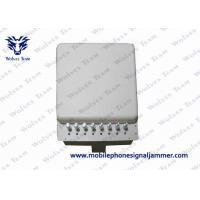 Buy cheap Adjustable WiFi Mobile Phone Signal Jammer With Bulit - In Directional Antenna product