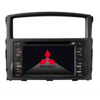 Buy cheap 7 Inches Touch Screen MITSUBISH PAJERO Vehicle / Car Audio Stereo DVD GPS MTP-7725GD from wholesalers