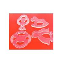 Buy cheap silicone baby teether for molars ,100% safety material silicone baby teether product