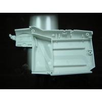Buy cheap White Carbon Fiber Injection Molding Plastic Injection Moulded Components from wholesalers