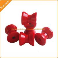 Buy cheap PU parts Polyurethane costing wheel part for Truck Accessories from wholesalers
