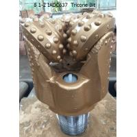 Buy cheap API 8 1/2 TCI Drill Bit/Insert Tricone Rotary Bit,water well drilling equipment ,drilling from wholesalers