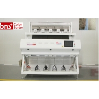Buy cheap 315 Channels 5400 Pixel  4.0TPH Rice Colour Sorting Machine from wholesalers
