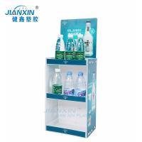 Buy cheap Light Weight / Retail PP Rack UV Printing /Corrugated Plastic Display Stand from wholesalers