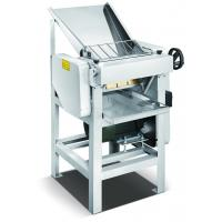 Buy cheap Adjustable Thickness Dough Roller Machine Electric Dough Sheeter 130 R/M from wholesalers