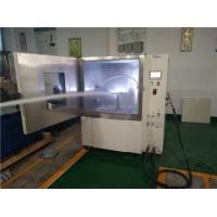 Buy cheap ISO20653 Water Rain Spray Test Chamber For IPX6 IPX9K High Pressure Water Jet Test from wholesalers