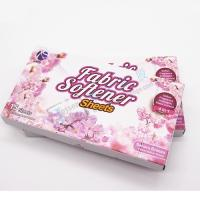 Buy cheap Fabric Softener Sheet dryer sheet good smelling from wholesalers