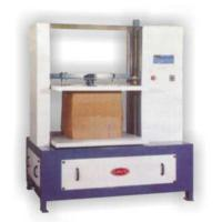 Buy cheap BCT-20 Computer Control Electromechanical Box Compression Testing Machine from wholesalers