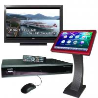 Buy cheap HDD Karaoke Player Machine(support mouse,two screen display,touchscreen,SD card) from wholesalers