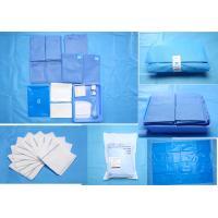 Breathable Disposable Sterile Surgical Drapes Patient Drape EO Gas Sterile