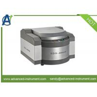 Buy cheap Energy Dispersive X-ray Fluorescence Metal Elements Analysis Spectrometer from wholesalers