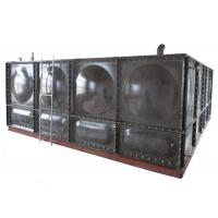 Buy cheap Screw Mounting Liquid Storage Tanks Alkaline And Acid Resistant Available from wholesalers