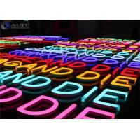 Buy cheap Electronic Flexible Outdoor Neon Lights Customized Size Long Life from wholesalers