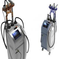 Buy cheap Skin Rejuvenation IPL Rf Nd Yag Laser Multi Function Devices With 10.4 Inch Touch Display from wholesalers