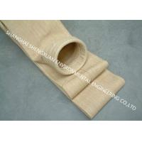 Buy cheap Asphalt Mixing Plant Dust Collector Filter Bags , Nomex Filter Bags For Dust Cleaning from wholesalers