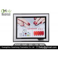 Buy cheap Light Weight Gel Dip Powder Art Manicure Easy Dipping Odorless With Red Colour from wholesalers