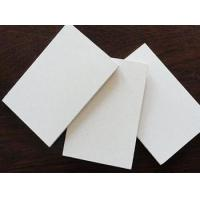 Buy cheap High Density Waterproof Calcium Silicate Board / Sheet For Fireplaces Insulation from wholesalers