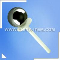 Buy cheap Rigid Sphere 50mm with Guard - Test Probe A of IEC 61032 + IEC 60529 from wholesalers