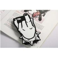 Buy cheap 3D Cool Originality Silicone iPhone 5S Protective Cases With Finger Gesture from wholesalers