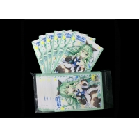 Buy cheap Standard Side Gusset Anime Opp Soft Card Game Sleeves from wholesalers