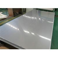 Buy cheap Cold Rolled 410 Stainless Steel Sheet Corrosion Resistance Width Max 2.5m from wholesalers