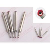 Buy cheap Auto Coil Winding Machine Wire Guide Ruby Nozzle Stainless Steel With Winding Needles product