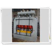 Buy cheap Short Cycle Hot Press Machine For Laminating Melamine HDF Floorboard from wholesalers