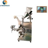 Buy cheap UMEOPACK China low price small vertical used tea powder sachet bag packing machine for small business from wholesalers