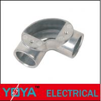 Buy cheap Threaded Rigid Conduit Aluminum Junction Box , Channel Inspection Elbow Way from wholesalers