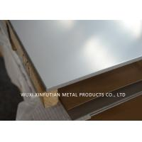 Buy cheap 444 Cold Rolled Stainless Steel Metal Sheet 1.2mm  For Hot  Water Tank from wholesalers
