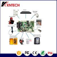 Buy cheap voip SIP telephone main board , Broadcast PCB board KN518 from wholesalers