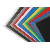 Buy cheap Colored Outdoor Corrugated Plastic Sheets for Exhibition / Information Panel / Warning Sign from wholesalers