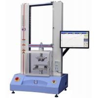 Buy cheap Glass Compressive Bending Test Machine 3 / 4 Points with Closed Loop from wholesalers