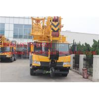 Buy cheap XCMG SANY RT40E 40 Ton All Wheel Drive Small Rough Terrain Tractor Crane 4X4 Low Fuel Consumption product