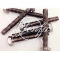 Buy cheap Long Titanium Hex Screws  Grade 2 Cold Forging DIN 933 M16 * 1000  Highly Resistant To Chemical Attack from wholesalers