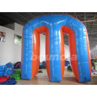 Buy cheap M Millennium Inflatable Paintball Bunker with Durable Plastic Ground Stakes from wholesalers