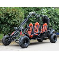Buy cheap Mini 200cc Disc Brake CVT Go Kart Buggy With Single Cylinder , 4 Stroke from wholesalers