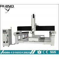 Buy cheap 9KW Spindle ATC 4 Axis CNC Router Machine / CNC Milling Equipment CE Approval from wholesalers