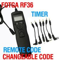 Buy cheap Changeable Fotga Timer Digital SLR Camera Remote Cord for Canon 40d 50d 5dII 1Ds 7d from wholesalers