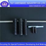 Buy cheap black thread bar/b7 thread rod all thread rod from wholesalers