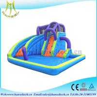 Buy cheap Hansel 2017 hot selling commercial PVC outdoor inflatable play area moon bounce from wholesalers