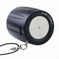Buy cheap Speaker, Mini TF Card Supported Music Player with FM Radio 3.5mm Plug LED Indicator product
