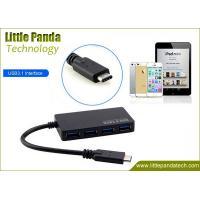 Buy cheap Wholesale USB Docking Station 3.0 Type C 4 Ports Hub Macbook Pro Docking Station from wholesalers